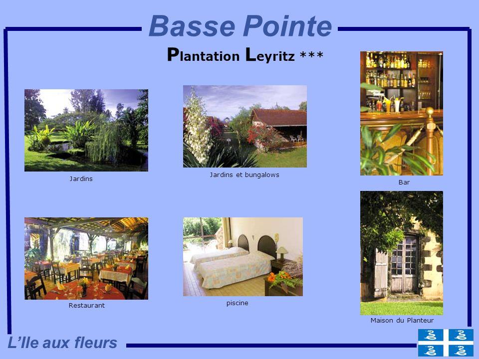 Plantation Leyritz ***