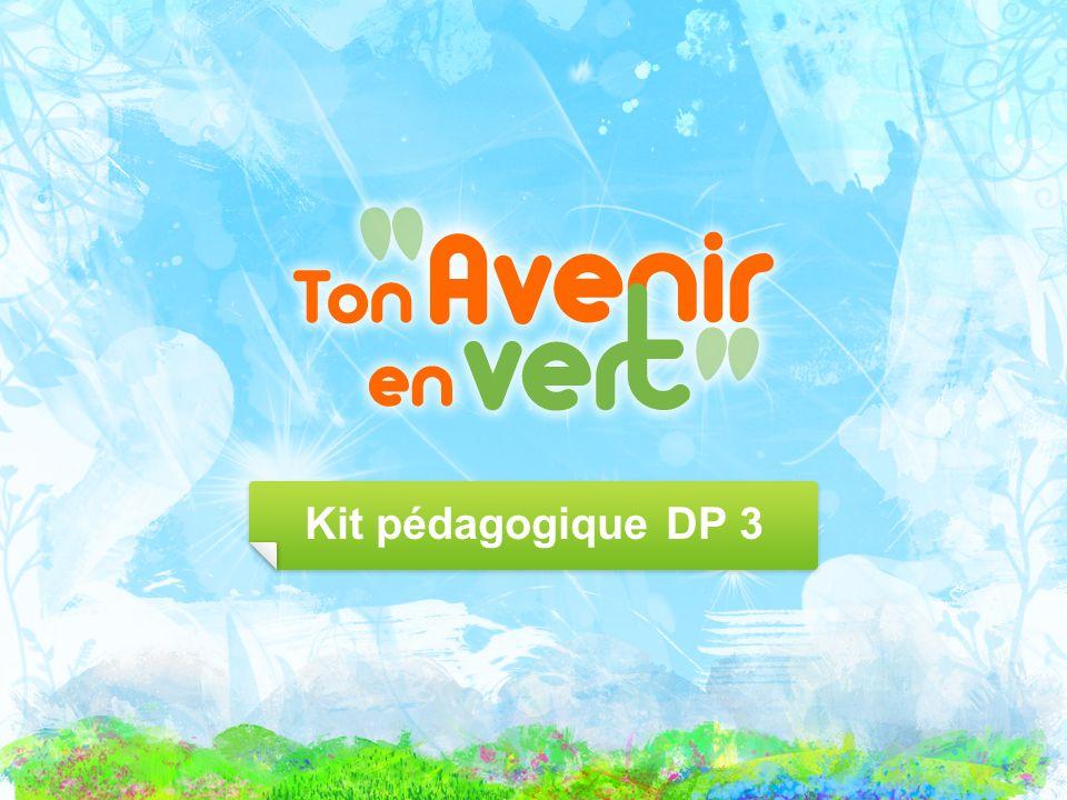 Kit pédagogique DP 3