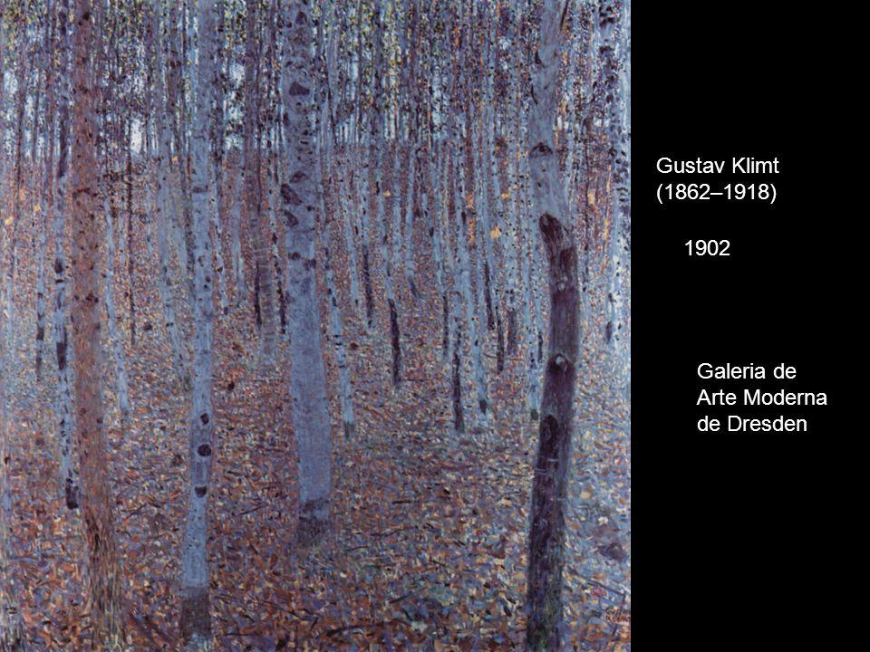 Gustav Klimt (1862–1918) 1902 Galeria de Arte Moderna de Dresden