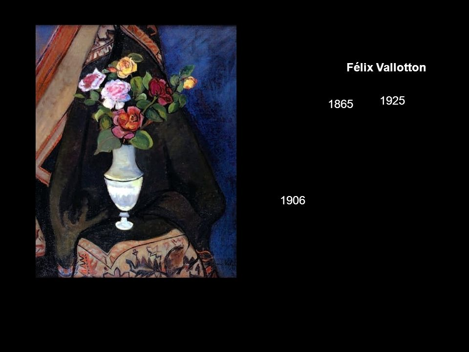 Félix Vallotton 1925 1865 1906