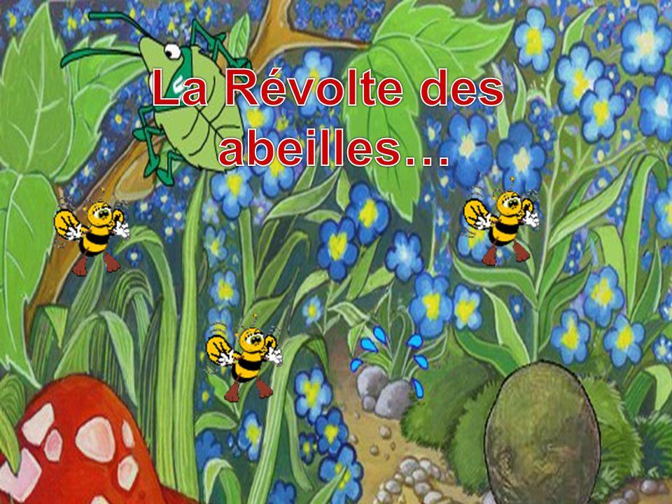 La Révolte des abeilles…