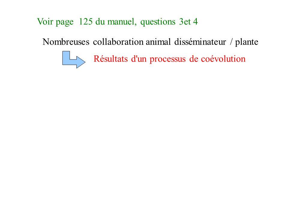 Voir page 125 du manuel, questions 3et 4
