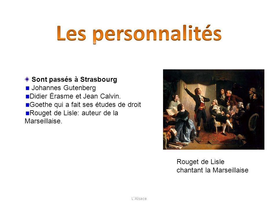Les personnalités Sont passés à Strasbourg Johannes Gutenberg