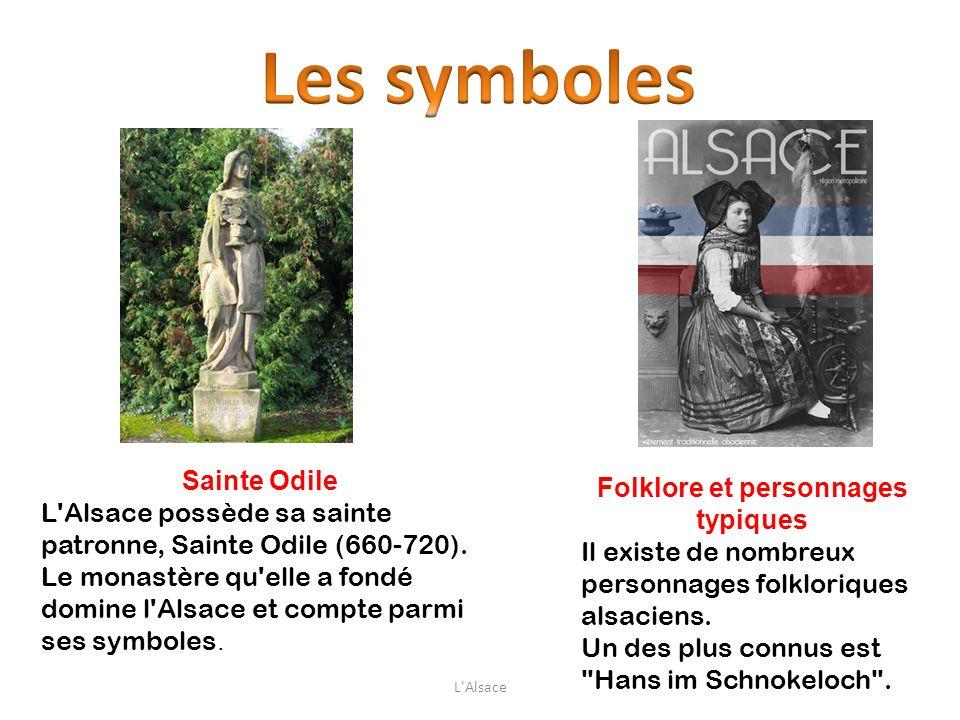 Folklore et personnages typiques