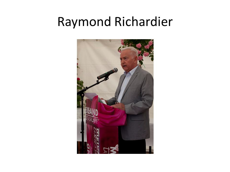 Raymond Richardier