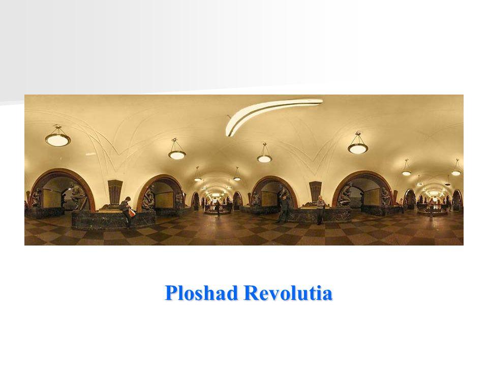 Ploshad Revolutia