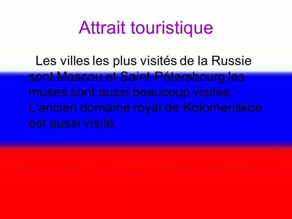 Attrait touristique
