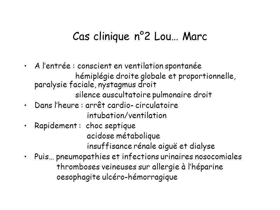 Cas clinique n°2 Lou… Marc