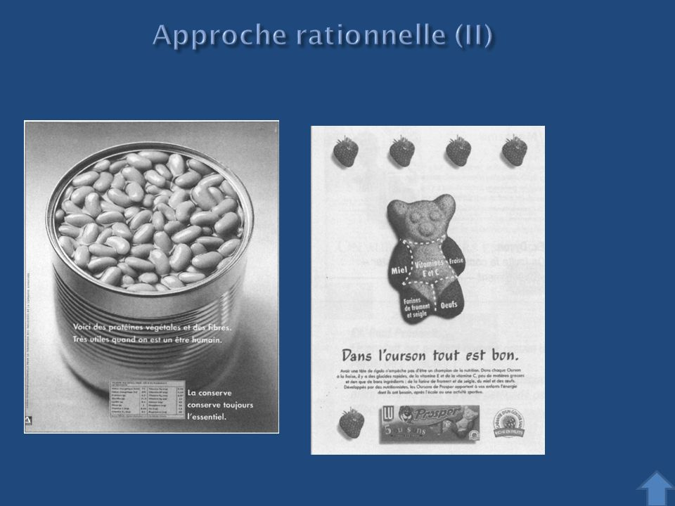 Approche rationnelle (II)