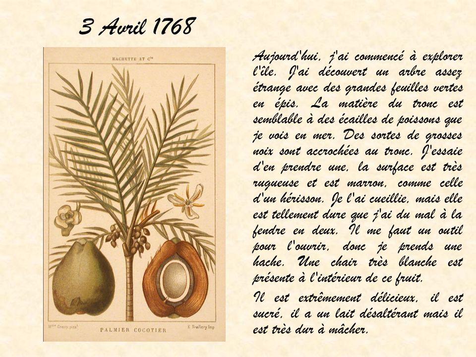 3 Avril 1768