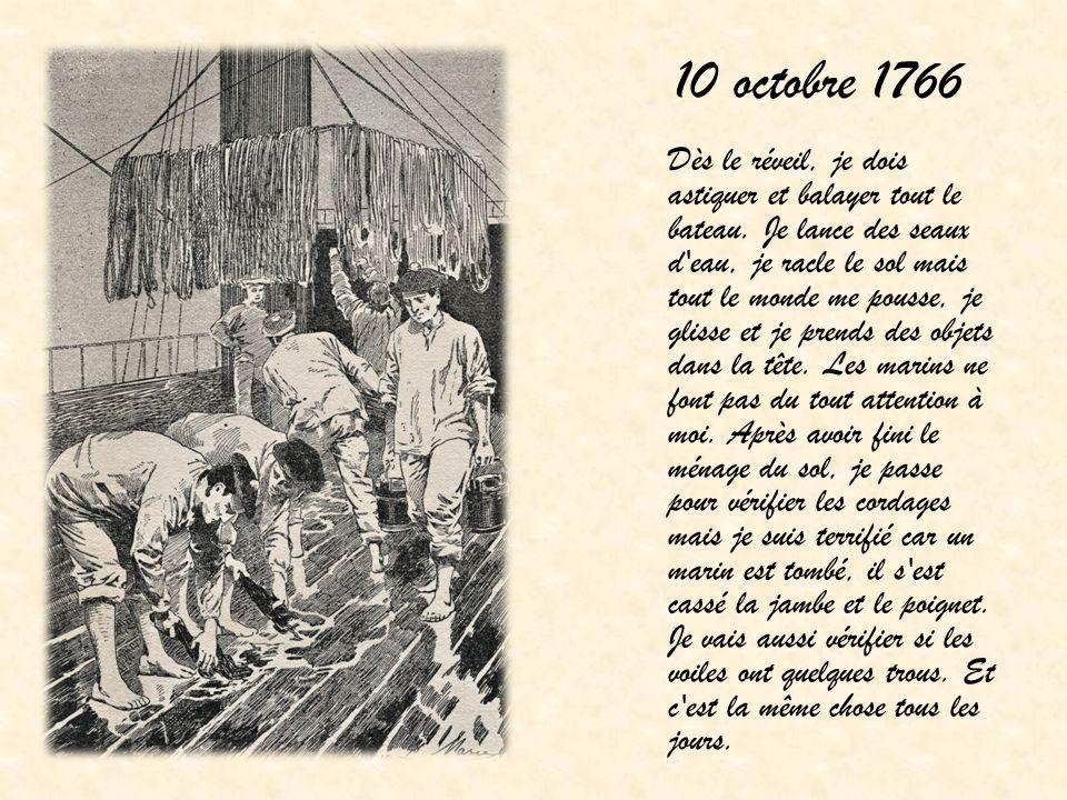 10 octobre 1766
