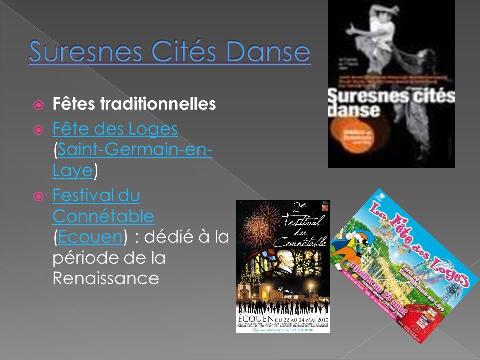 Suresnes Cités Danse Fêtes traditionnelles