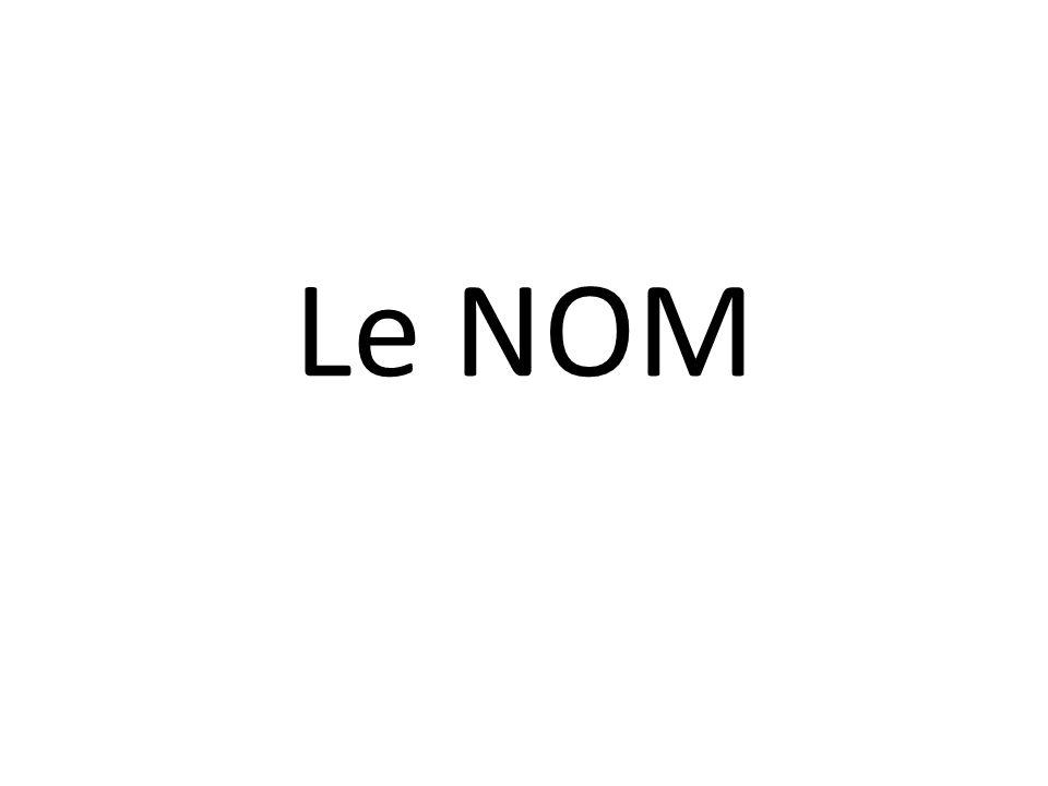 Le NOM