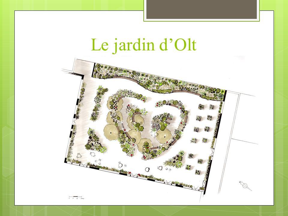 Le jardin d'Olt