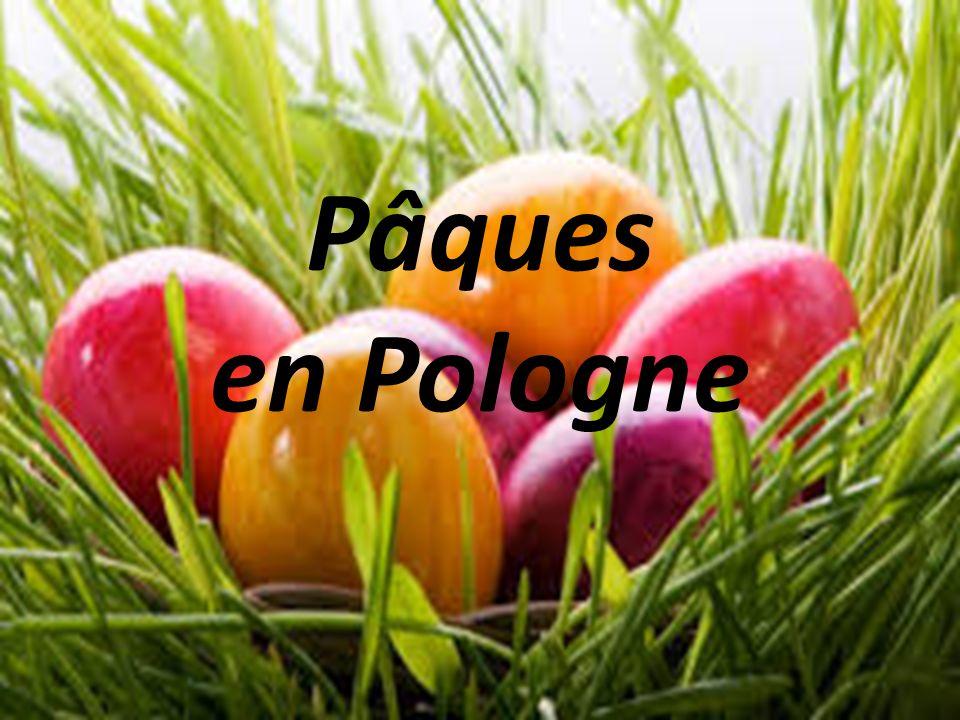 Pâques en Pologne