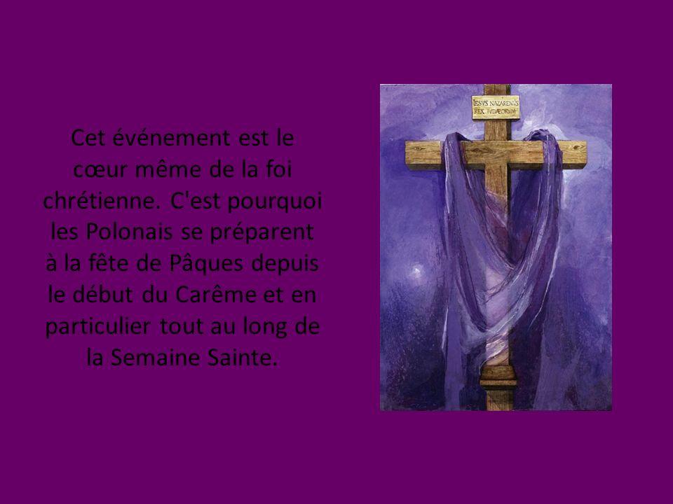 Cet événement est le cœur même de la foi chrétienne