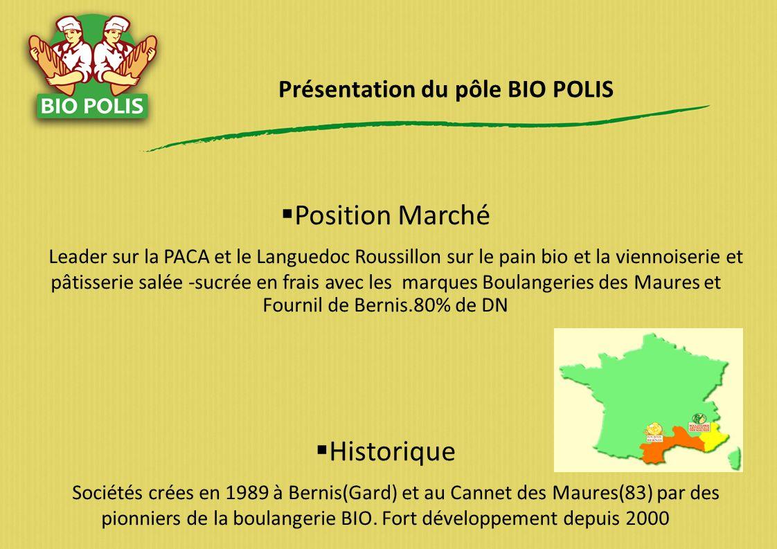 Présentation du pôle BIO POLIS