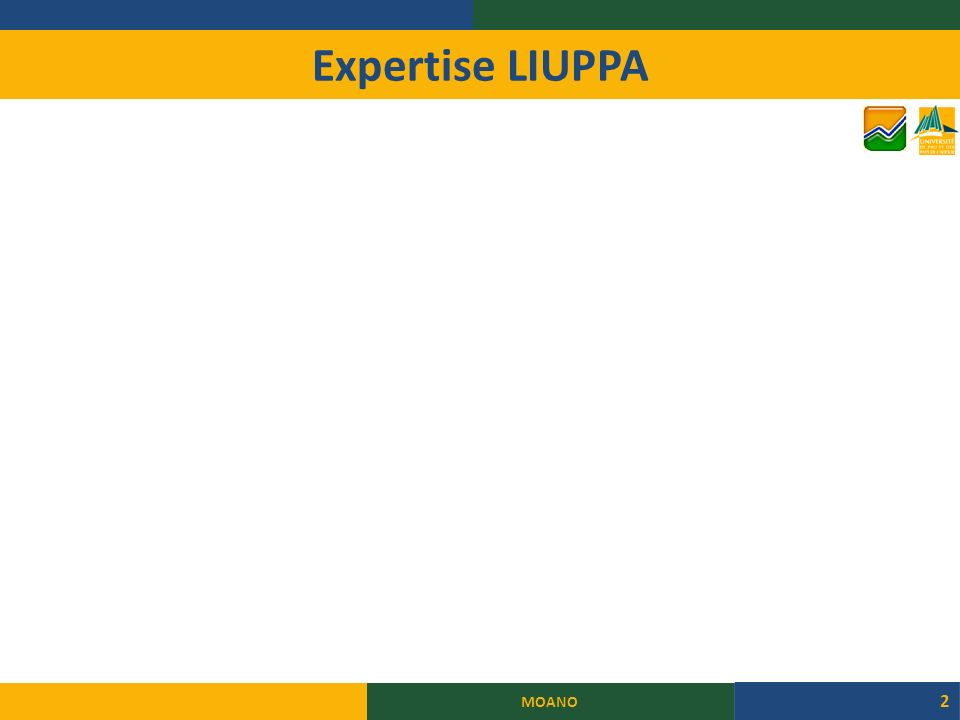 Expertise LIUPPA MOANO