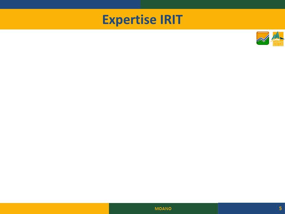 Expertise IRIT MOANO