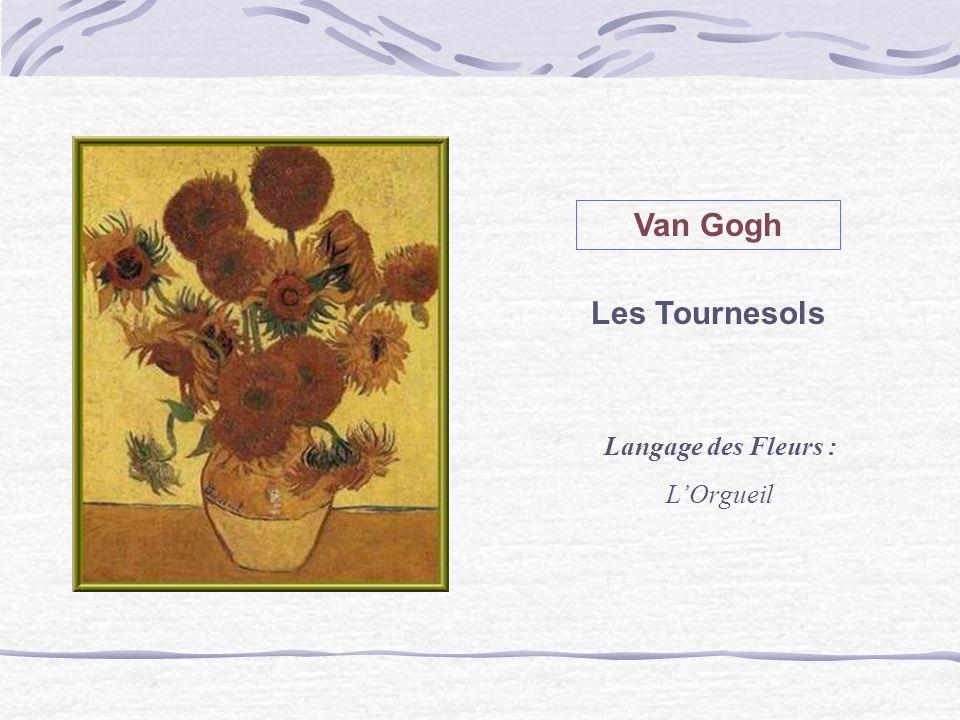 Van Gogh Les Tournesols