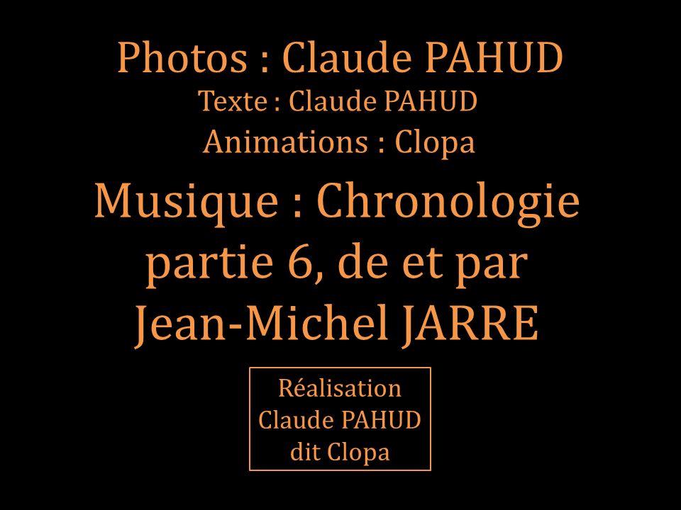 Musique : Chronologie partie 6, de et par Jean-Michel JARRE