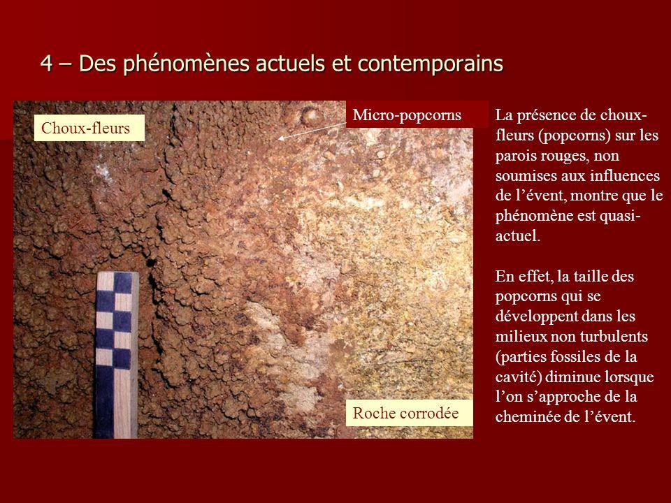 4 – Des phénomènes actuels et contemporains