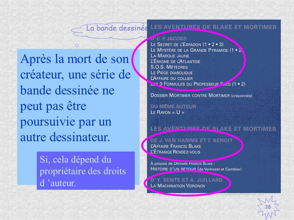 Van Hamme & Benoit, L 'étrange rendez-vous, Editions Blake et Mortimer, Bxl, 2001