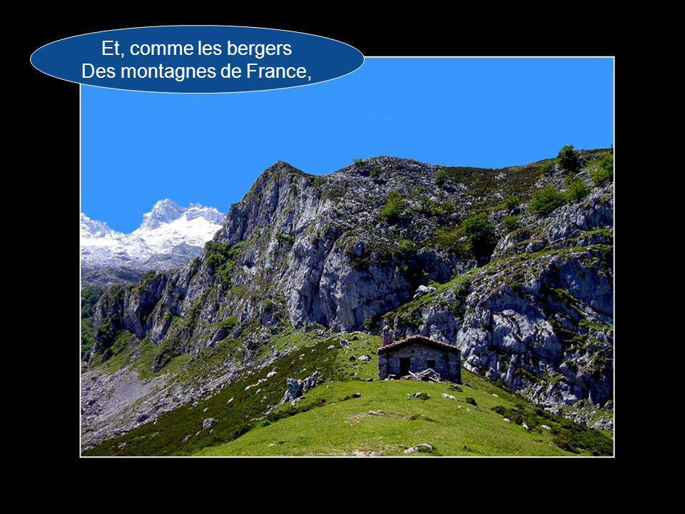 Des montagnes de France,