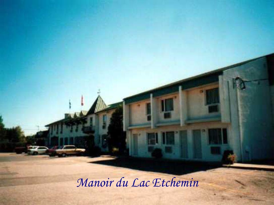Manoir du Lac Etchemin