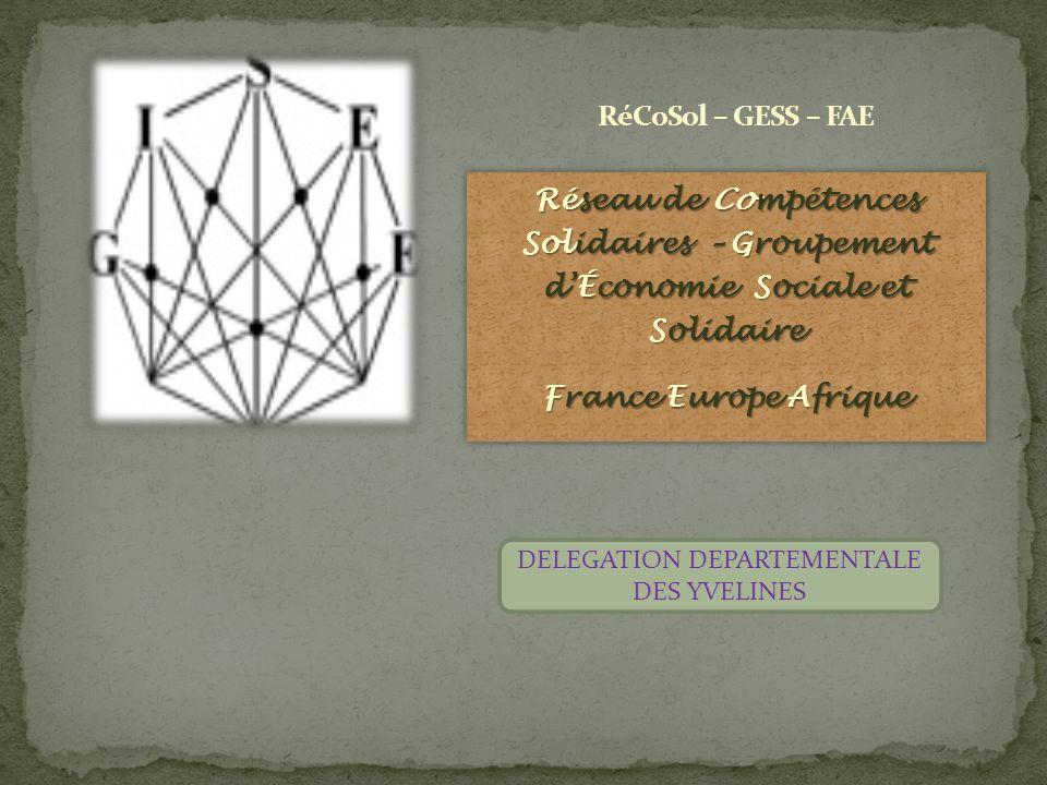 DELEGATION DEPARTEMENTALE DES YVELINES
