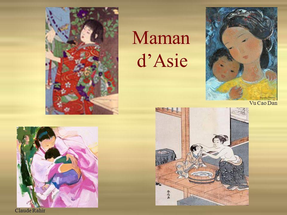 Maman d'Asie Vu Cao Dan Claude Rahir