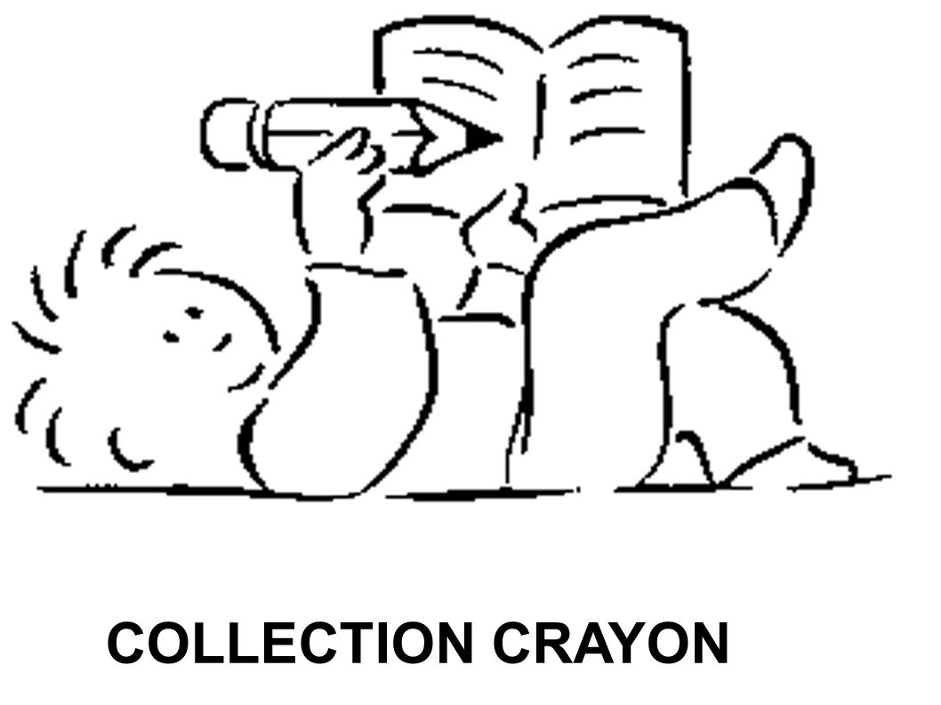 COLLECTION CRAYON