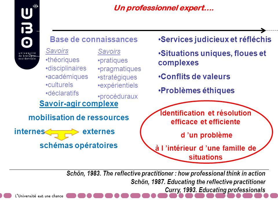 Un professionnel expert….