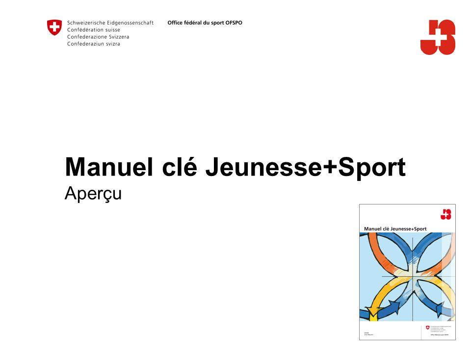 Manuel clé Jeunesse+Sport