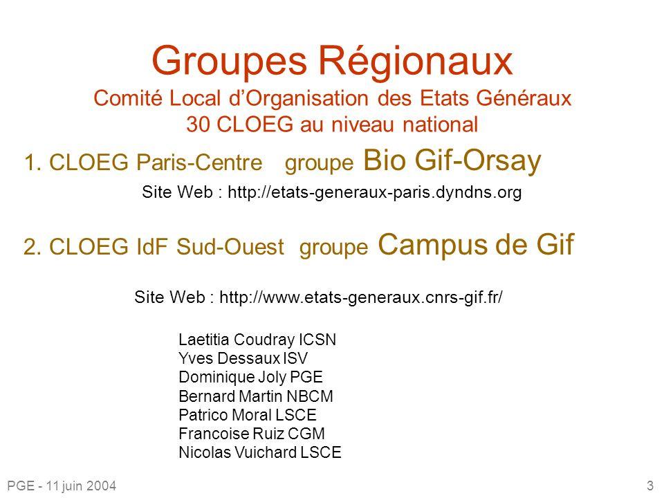 Site Web : http://etats-generaux-paris.dyndns.org