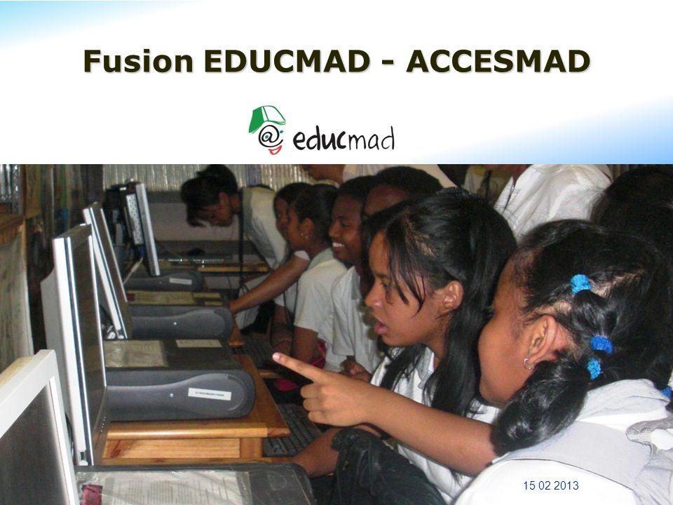 Fusion EDUCMAD - ACCESMAD