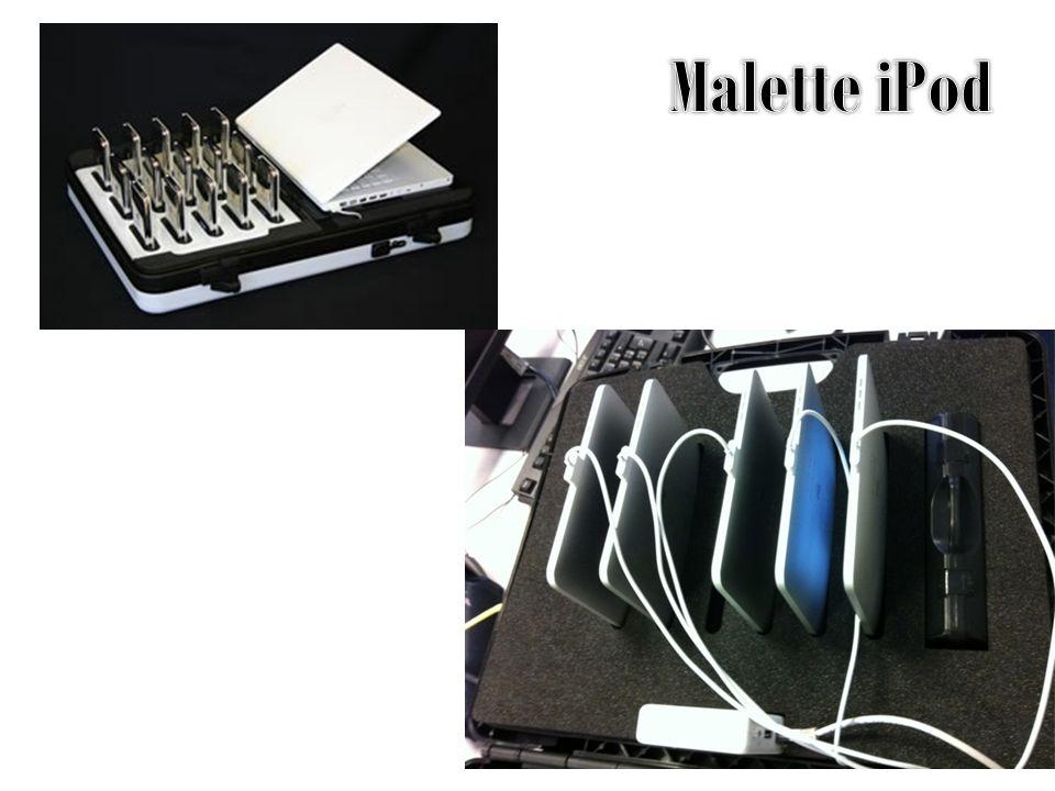Malette iPod
