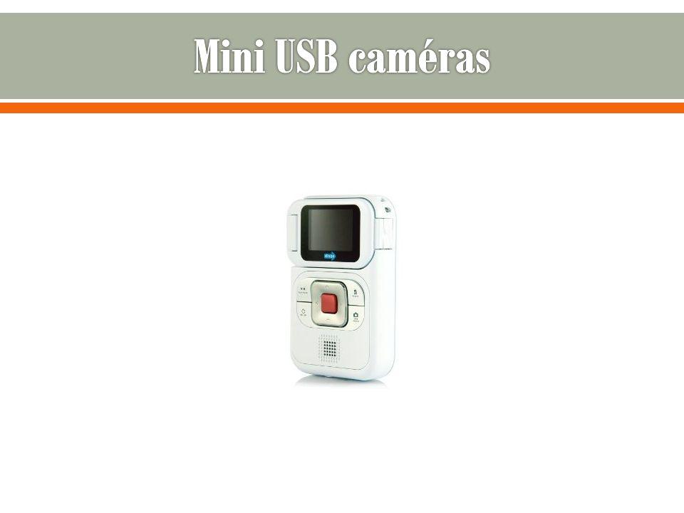 Mini USB caméras