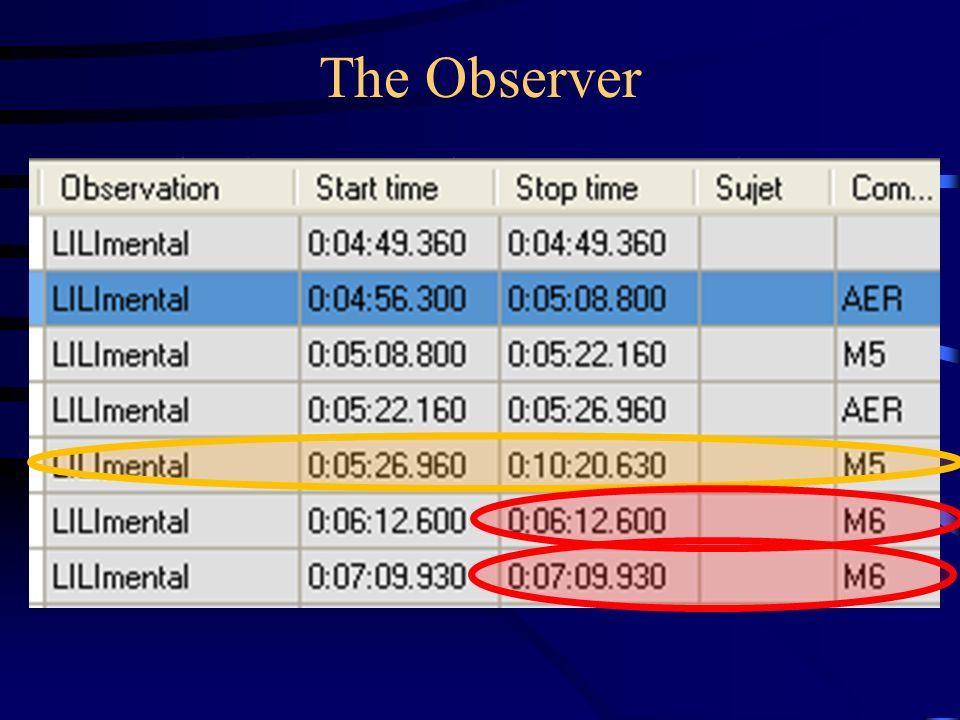 The Observer Exploration compète des quatre LTF par l'expert