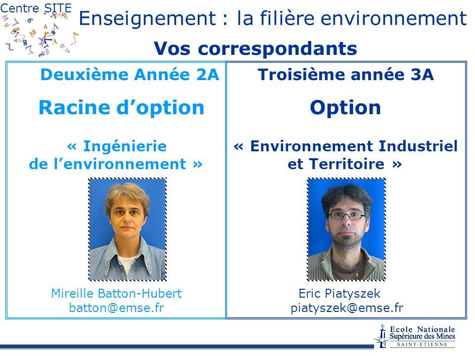 « Environnement Industriel et Territoire »