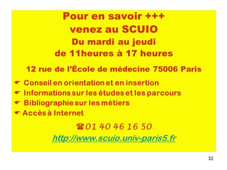 12 rue de l'École de médecine 75006 Paris