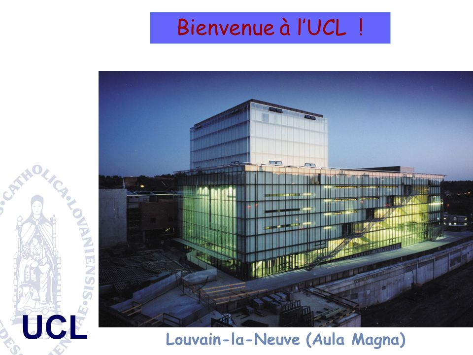 Louvain-la-Neuve (Aula Magna)