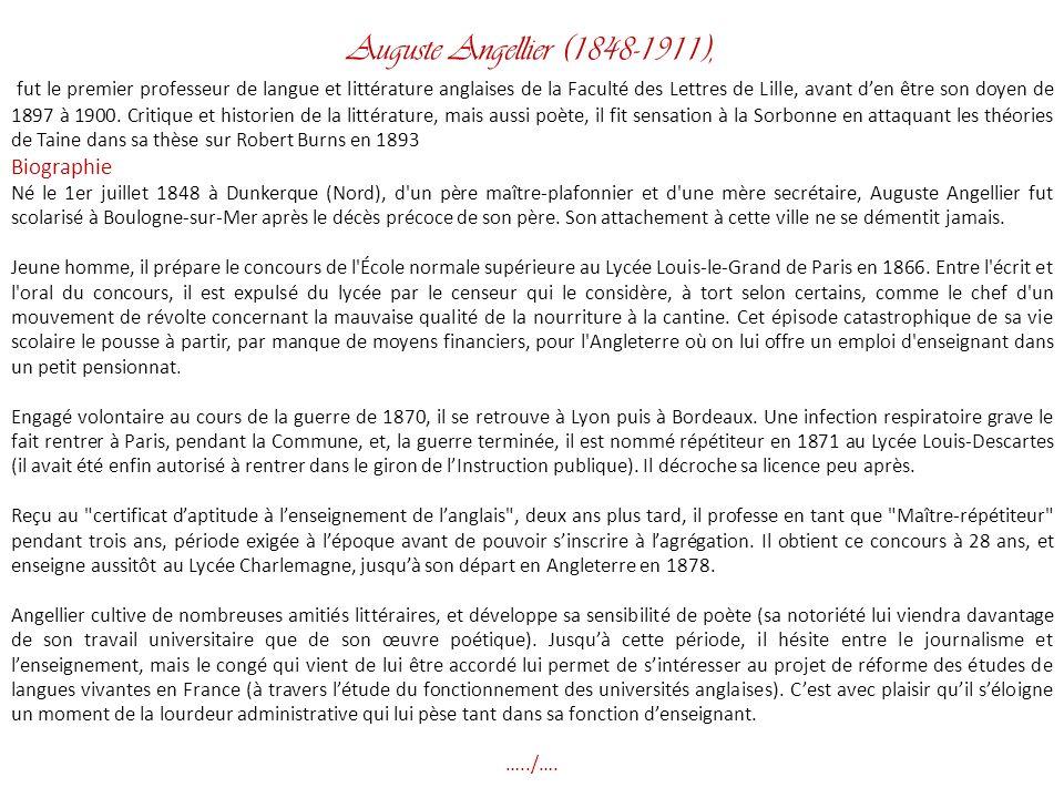 Auguste Angellier (1848-1911),
