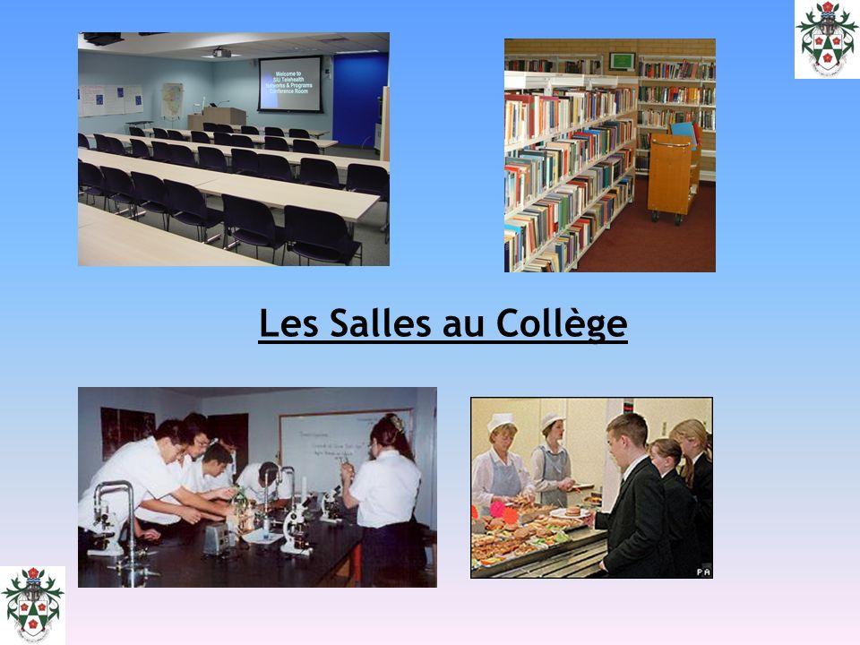 Les Salles au Collège