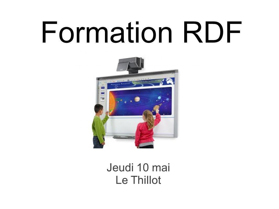 Formation RDF Jeudi 10 mai Le Thillot 1