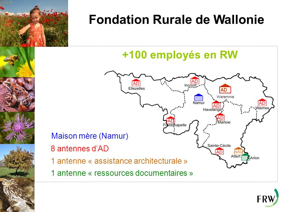 Fondation Rurale de Wallonie