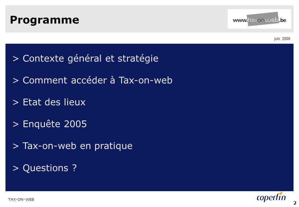 Programme > Contexte général et stratégie