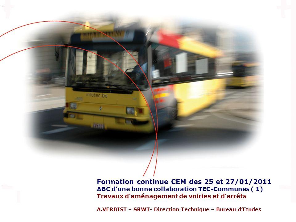 Formation continue CEM des 25 et 27/01/2011