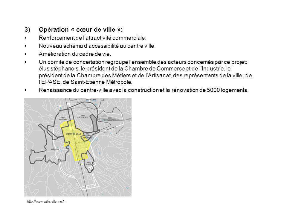 Saint etienne 2000 ville culturelle ville moyenne ppt t l charger - Chambre du commerce saint etienne ...