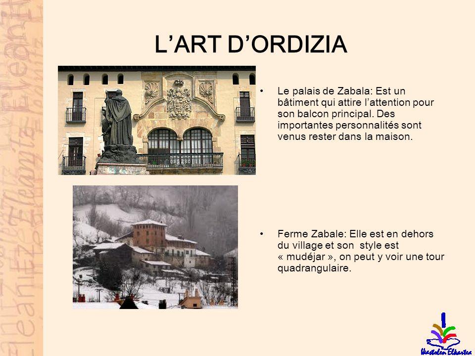 L'ART D'ORDIZIA